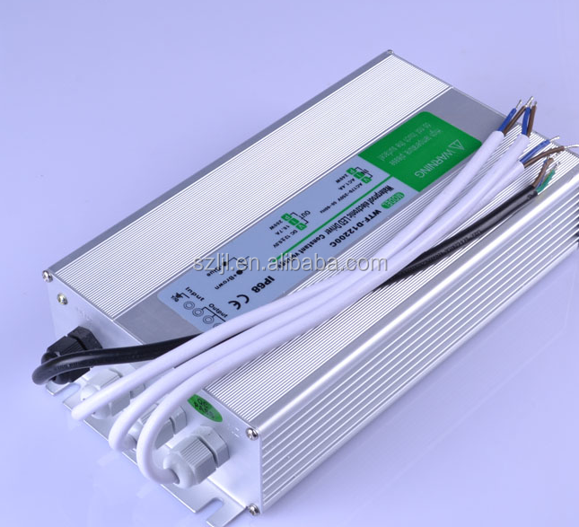 Waterproof 5V 60A 300W LED Power Supply for led panel
