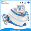 Here!!! double medical silicone treatment handle advanced cryolipolaser and vacuum fat recuction technology slimming machine