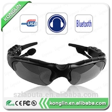 Mobile phone accessories of cheap smart glasses,bluetooth stereo sunglasses,for agent