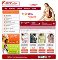 Online eCommerce Shop With Many Payment Gatways