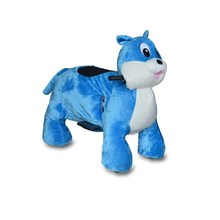 GM59 Sibo Happy Ride Toy Animal Ride Plush Toys Rocking Animals Hot In Shopping Mall