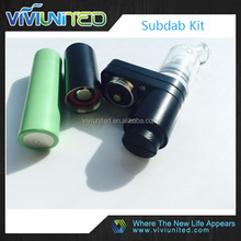 viviunited subdab kit 510 nail electronic nail dab 3 in 1 portable parts