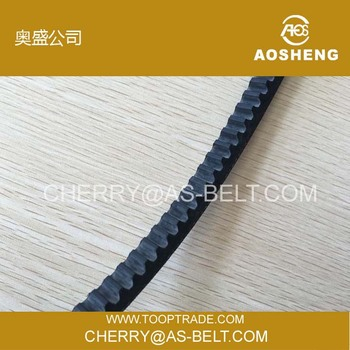 OEM automotive rubber belt raw edged v-belt auto fan belt industrial for cars machines