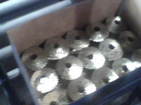 color galvanized coil roofing nails, large head coil nails