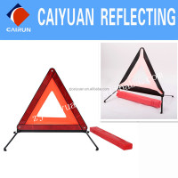 CY Safety Warning Triangle Road Sign