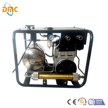 Small The Price Portable Piston Air Compressor System