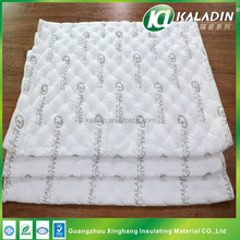 Modified Car Interior Accessorie Fire Proof Insulation Acoustic White Cotton