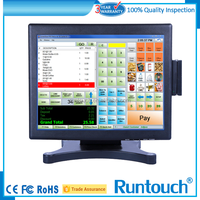 Runtouch touch panel 19, touch panel 17