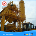 Factory direct mini ement stationary concrete mixing plant for roads