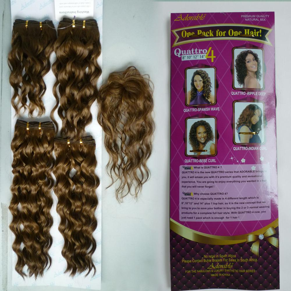 Adorable Top Quality Human Hair Extensionbrazilian Hair Weave
