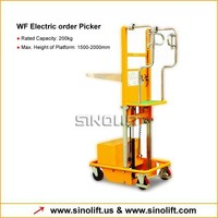 Sinolift-WF Electric order Picker from Direct Factory