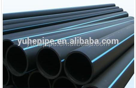 Underground Pe80 Yellow Hdpe Mine Pipe For Coal