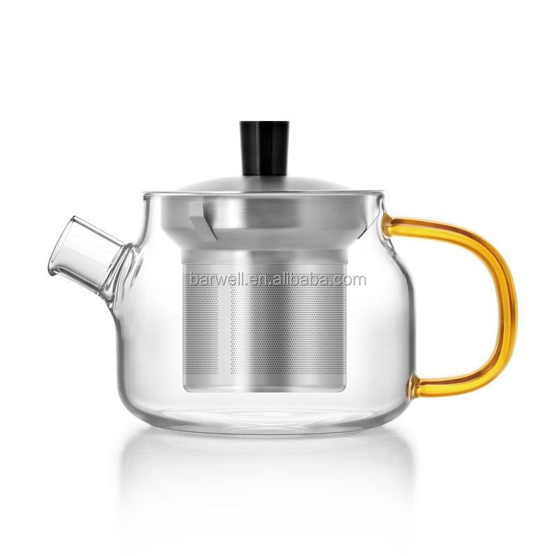Hot Selling teapot glass