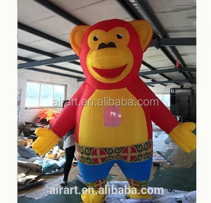 inflatable mascot animal inflatable costume custom made inflatables
