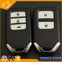 2012 - 2015 Intelligent Card Smart Replacement Remote Fob 3 Button 434MHz 47 Chip Car Key shell for Honda Accord