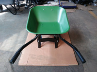 China manufacturer wheelbarrow WB6201 for Indonesia