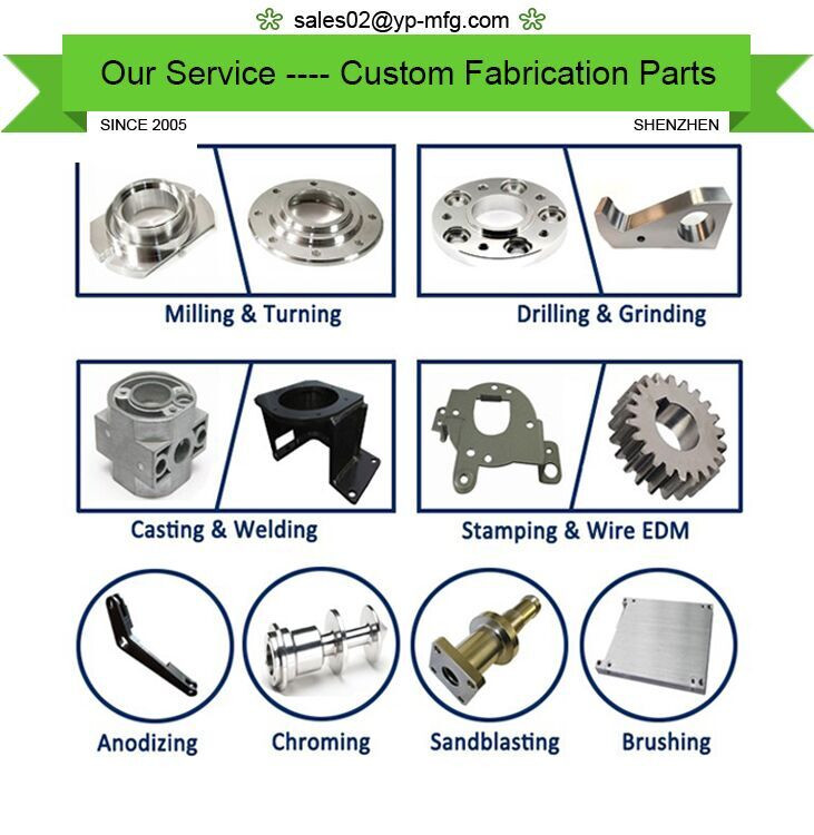 Precision Casting Parts Metal Die Casting Machinery Spare Parts