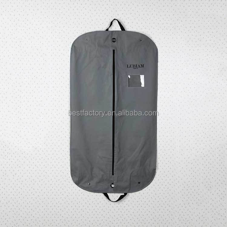 A wheeled carry on garment suit carrier bag