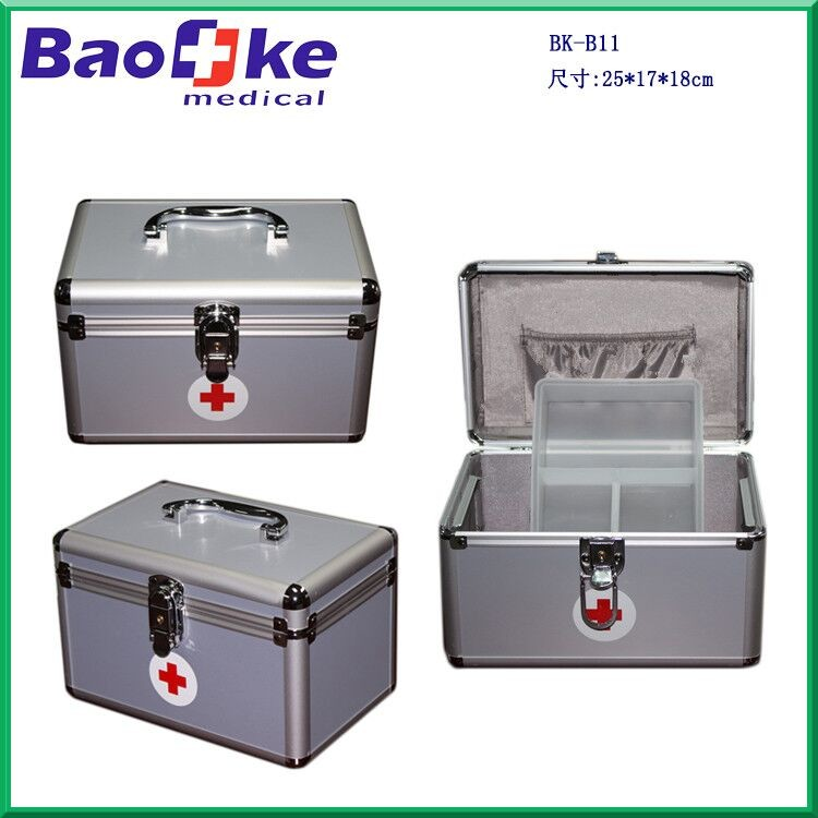 BK-b11 Upgrade High quality Security Equipment Home and Office Medical First Aid Kit / workplace First Aid Kit Cabinet