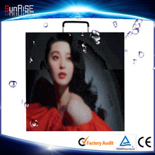 Top sale P4.81 Smart control Video Play Led Display Screen outdoor rental Led Advertising Display