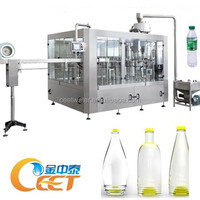 Mineral Water / Carbonated Drink / Juice Beverage Filling Machine