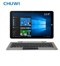 "Tablets Win10 Tablet PC Chuwi Hi12 12""Inch Dual OS Win10 +Android 5.1 Quad Core 4GB RAM 64GB ROM OTG Laptop"