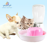 Pet bowl & Cat Dog Automatic Water Feeder , filter inside