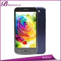 Call Bar Android Mobile Phone 5Inch MTK6572 5inch dual Core smartphone