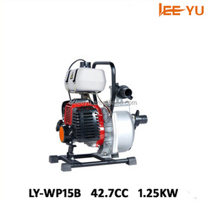 WP15B Agriculture Irrigation Gasoline Engine Water Pump 42.7CC water pump