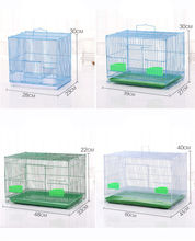 Large size indoor farming iron wire wholesale rabbit hutches