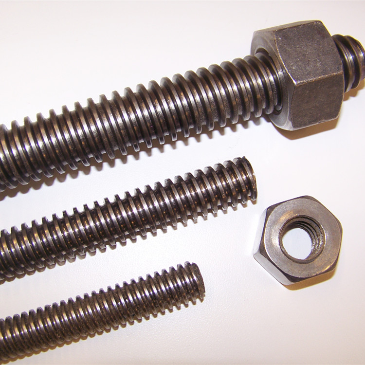 Grade 8.8 Hot Dip Galvanized Threaded Rod