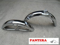 Alpha Delta Motorcycle Fender Spare Parts Motorcycle
