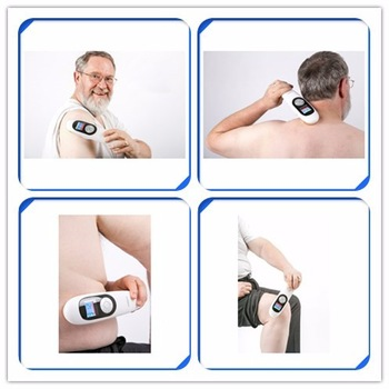 Knee pain relief laser pain relief machine with 810nm cold laser manufacture