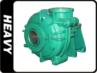 HS series 10 inch suction China coal mining sewage slurry pump