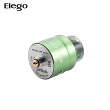 2017 Unique Z shaped structure with large room inside, dual coils design, easy to build Wotofo Nudge RDA 24mm