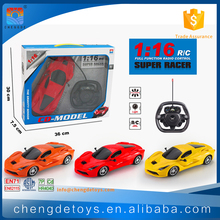 4 Channel 1:16 Used RC Electric Cars For Sale 2017 Gas Powered RC Cars Philippines With Light
