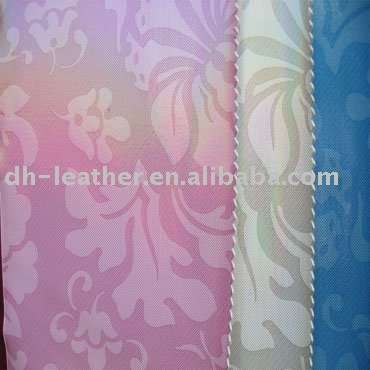 PU leather for bags
