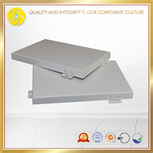 Roof or machine aluminium veneer single panel with high quality