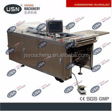 Semi Automatic Biscuit Film Wrap Machine