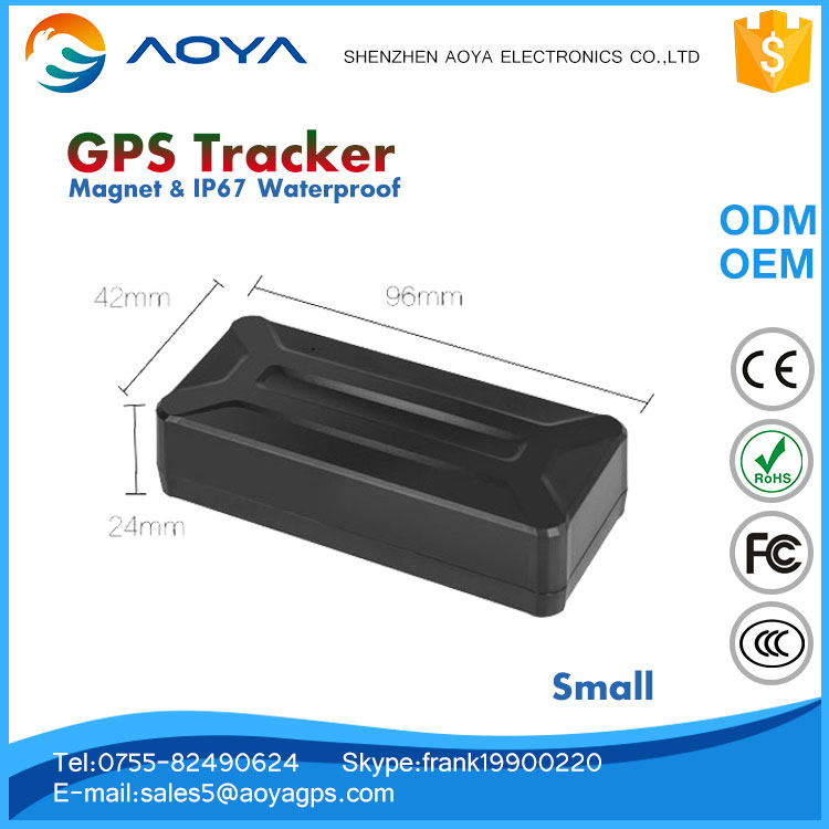 Long battery life Gps Tracking device for Vehicle luggage container Tracker