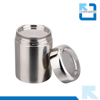 304 stainless steel thermal insulated food storage container tiffin box