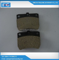 Korean Car Auto Brakes For HYUNDAI Brake Pad D1295 SP1196 581011DA00