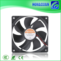 120*120*25mm dc brushless fan 12v axial fan