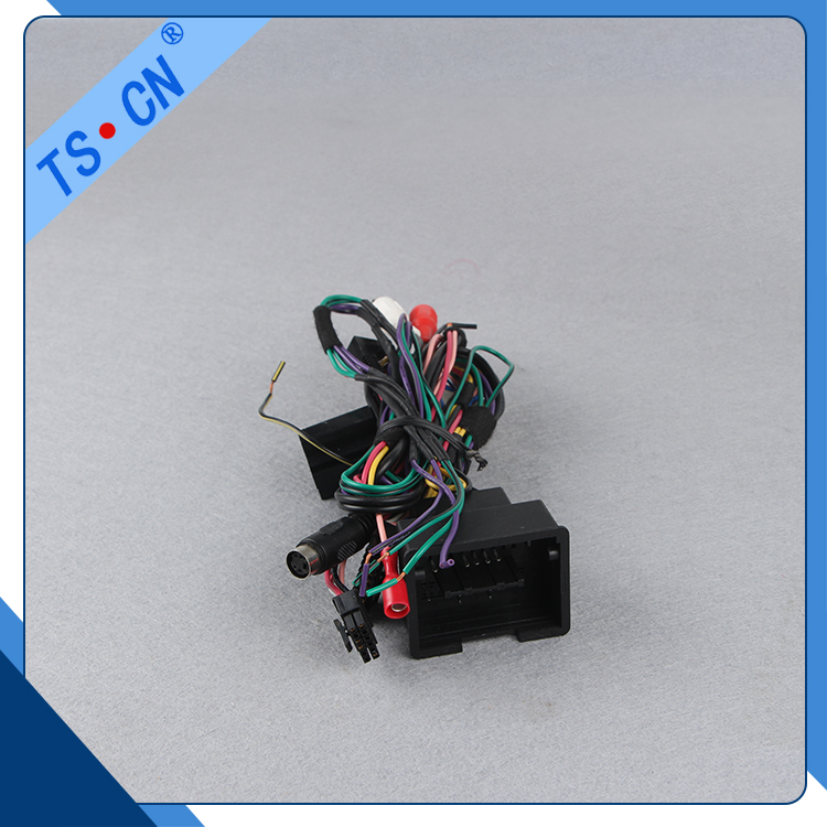 automotive assemblies high quality alibaba china connectors/car audio wiring harness 57