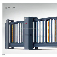 Cantilever Automatic Sliding Gate Design