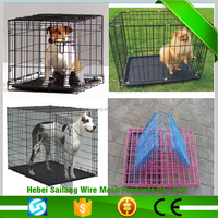 Pet suplies about the dog cage/dog house/iron dog kennel