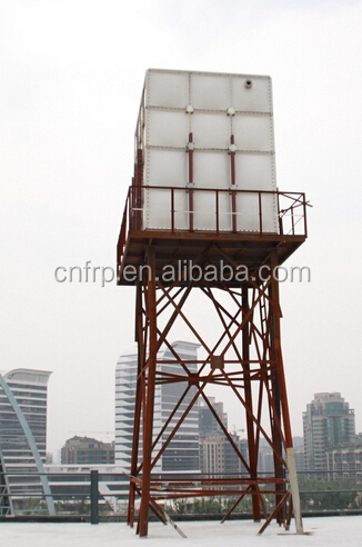 FRP roof sectional Water tank