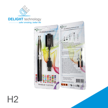 NEW Electronic Cigarette Wholesale EGO GS H2 E Cig Blister Kit