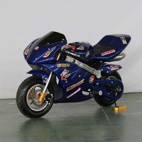 Used Gas 49CC Pocket Bikes 2 Stroke