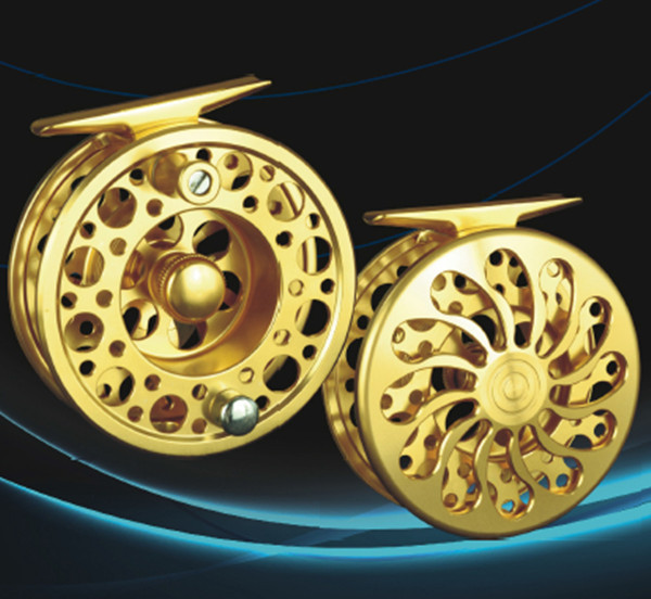 CNC Machined Chinese Fly Fishing Reel